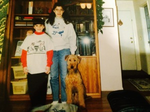 Debbie Ari and I